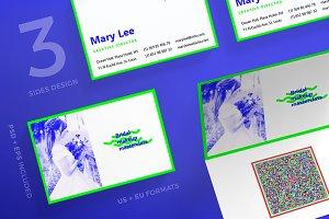 Business Cards | Bridal Makeup