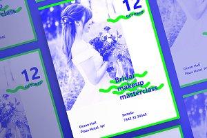 Posters | Bridal Makeup Masterclass