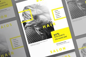 Posters | Braids Hair Salon