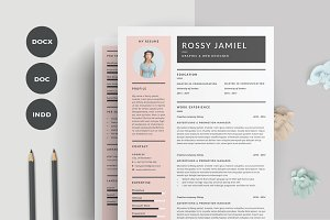 Resume/CV | Rossy