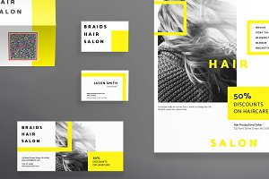 Print Pack | Braids Hair Salon