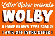 Wolby type family -60%