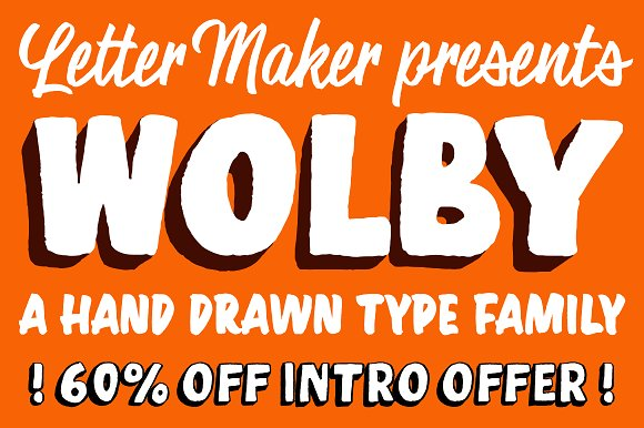 Wolby Type Family 60%