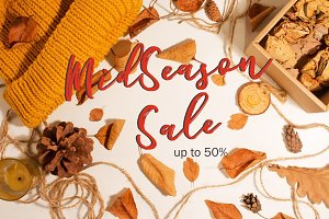 Autumn sale set
