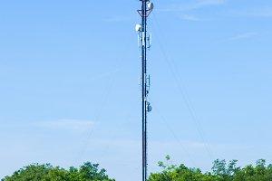 Telecommunications antenna.