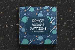 Space Dreams patterns