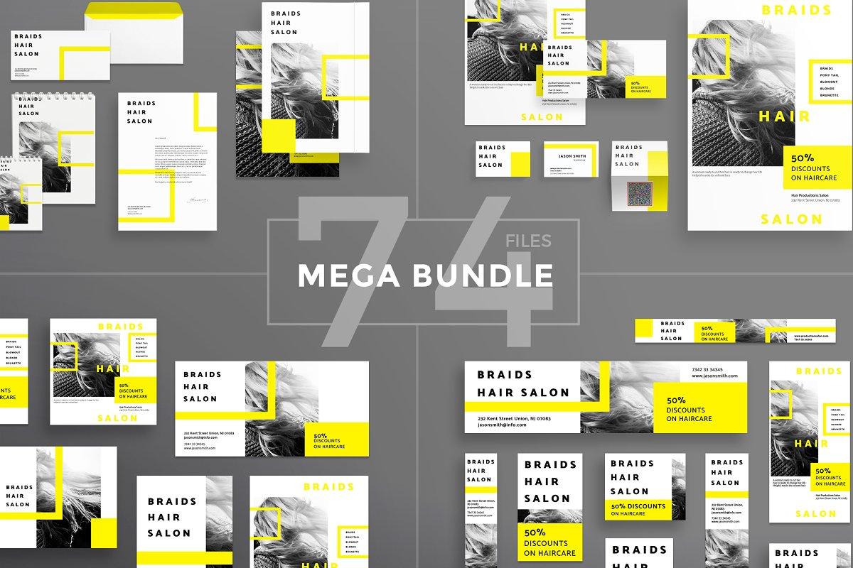Mega Bundle | Braids Hair Salon