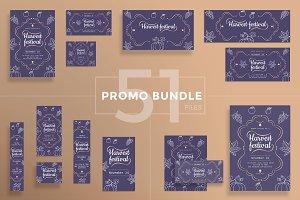 Promo Bundle | Harvest Festival