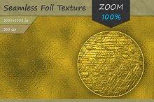 Golden Foil Seamless HD Texture