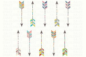 Arrows Digital ClipArt