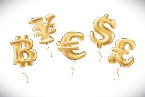 bitcoin yen euro dollar sterling