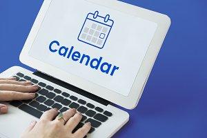 Calendar managing