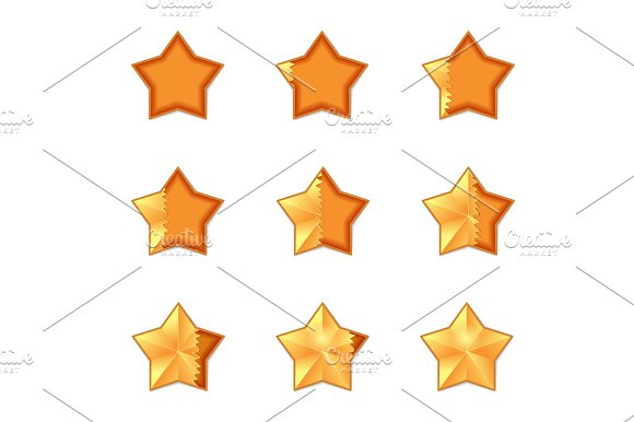 Five Star Rating Filling Volume