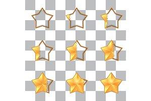 Five star rating. filling volume