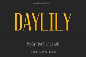 ZZ Daylily Family