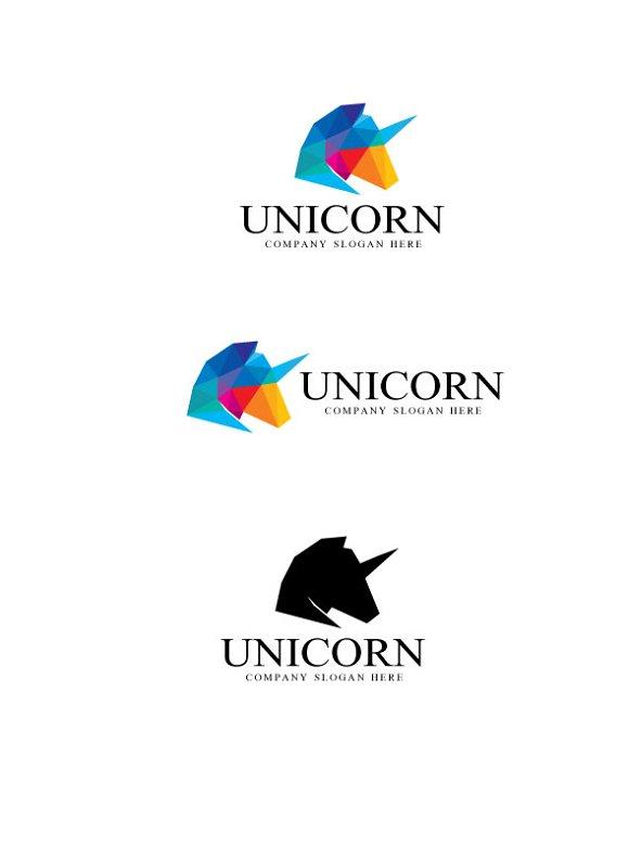 unicorn head