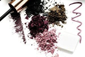 Pink Smokey Makeup