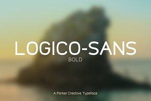 Logico-Sans Font - Bold