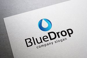 Blue Drop Logo