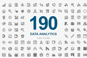190 Data Analytics & Storage line