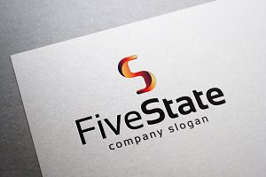 Five State Logo