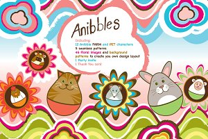 Animal Weebles