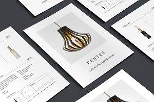 C E N T R E — Light Flyer