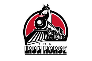 The Iron Horse Retro
