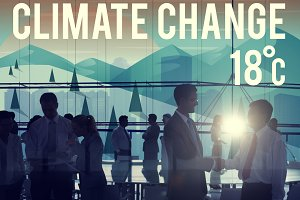 Climate Change Natural Planet