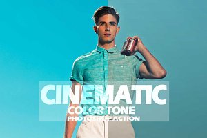 Cinematic Color Tone Action