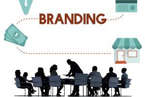 Commercial Trademark Concept