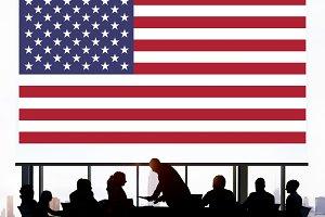 American Flag Nationality