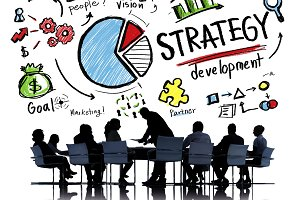 Strategy Development Goal Marketing