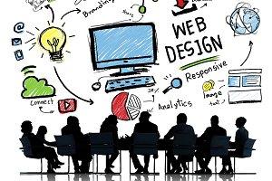 Content Creativity Digital Graphic