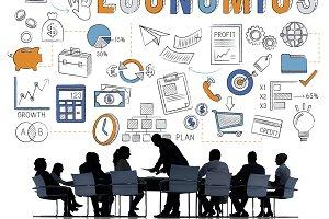 Finance Economics Savings Money