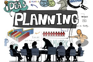 Planning Action Ideas Strategy