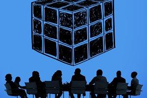 Cube Dice Dimension