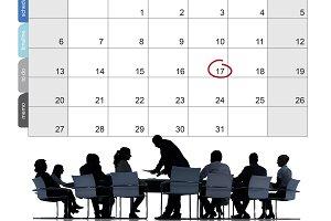 Calendar Planner Organization