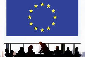 European Union Country Flag