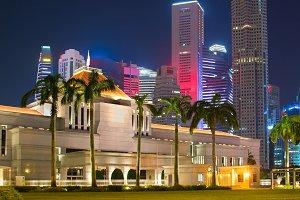 Singapore Parliament building