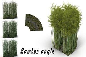 Bamboo corridor # 1