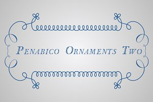 Penabico Ornaments Two