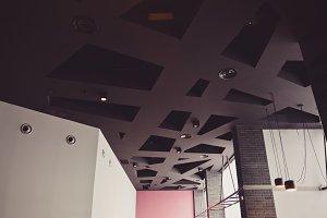 Stylish Modern Interior Background