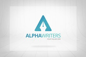 Alpha Writers Logo