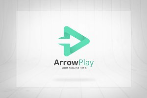 Arrow Play Logo