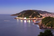 San Sebastian. Basque country. Spain
