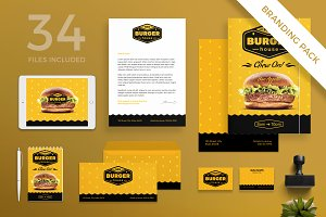 Branding Pack | Burger House