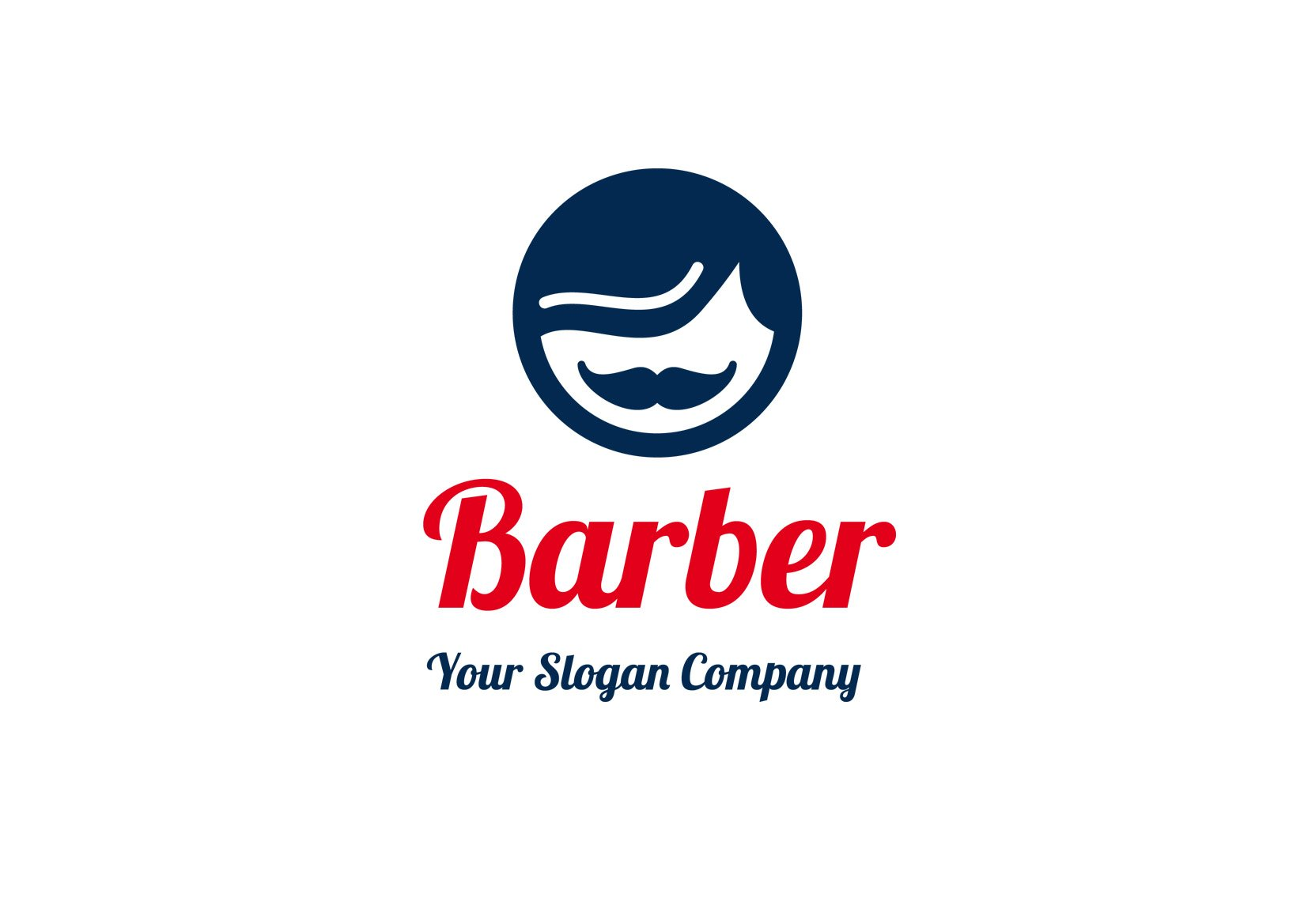 barber logo design - photo #6