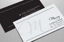 Simple & Clean Business Cards