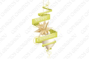 Christmas decoration design